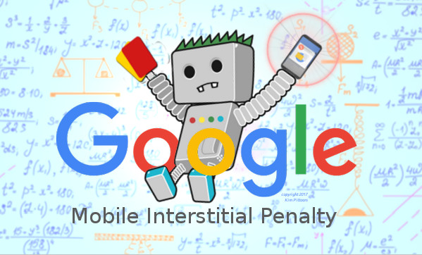 Google Intrusive Interstitials Mobile Penalty