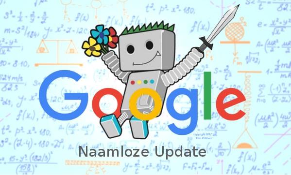 Google Update 8 Maart 2017