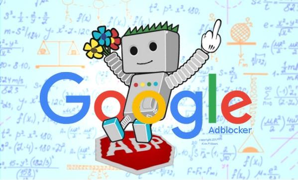 Google Chrome Adblocker